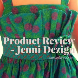 Product Review Jenni Dezigns|SA Mom Blogs