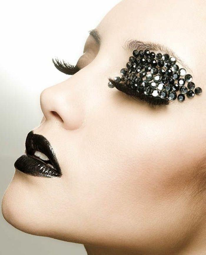 maquillage artistique professionnel choisir pour vos yeux