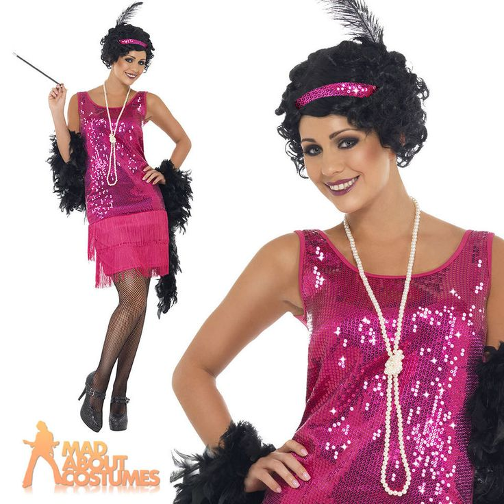 Flapper fancy dress uk cheap