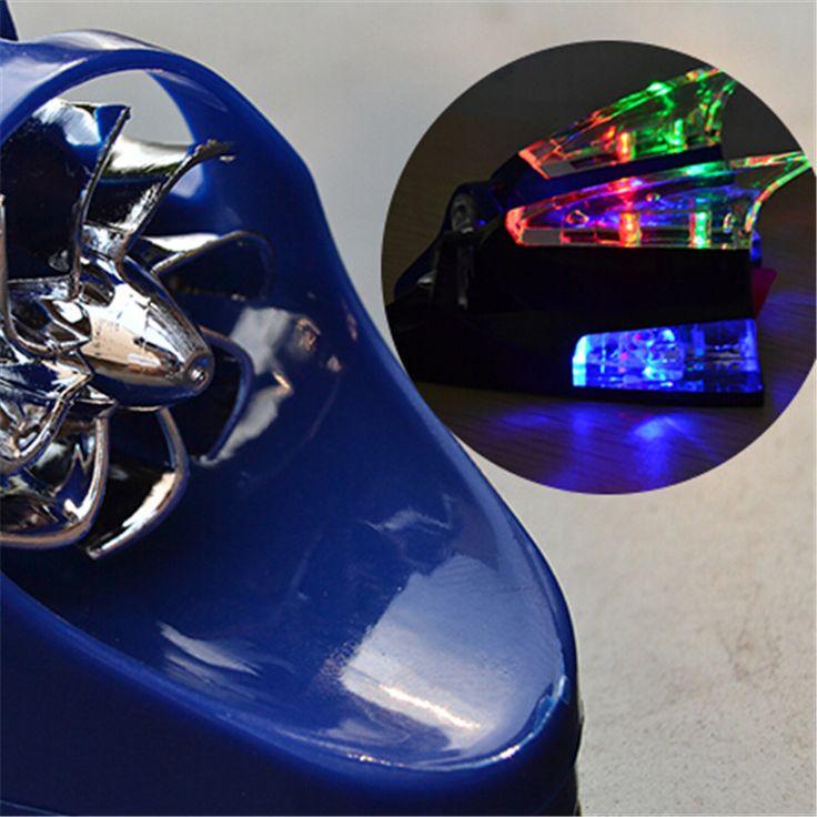 Car-Styling no Signal with LED Decorative Case For Mitsubishi Lancer Outlander ASX Evolution Pajero Eclipse Grandis FORTIS Zinge