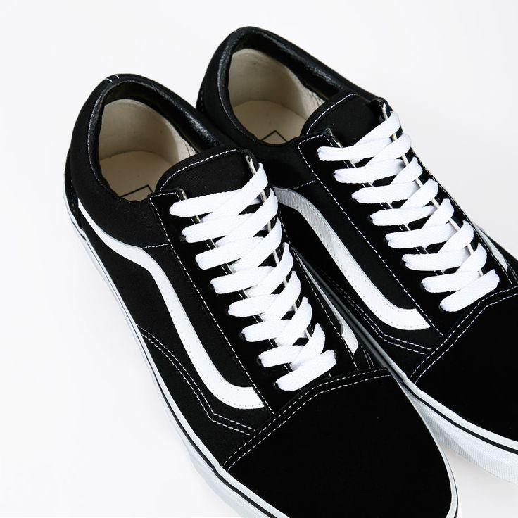 Vans Kengät - Old Skool Black/White