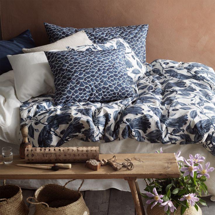 I vår sover vi gott i sängkläder från Emma von Brömmsen i samarbete med hemtex. #Hemtexvår2017