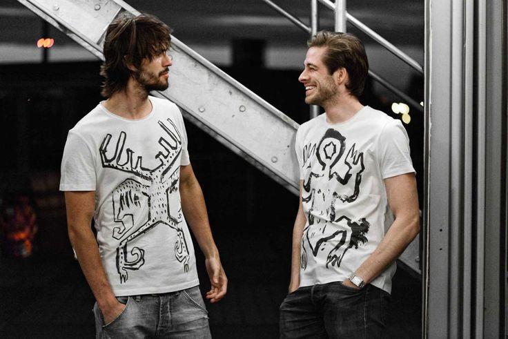 Iban frog &  Anthropomorphs t-shirts #tshirt #t-shirt #tshirts #fashion #clothes #tops #tees #wear #style #selva #men #mens #selvastore