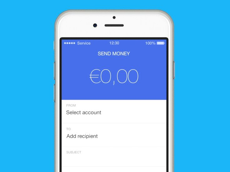 A touch of a button interaction for complex send money flow. Created a year ago in collaboration with Zoltán Gócza @uxmyths and the amazing design team at Numbrs. Was a great time! :)