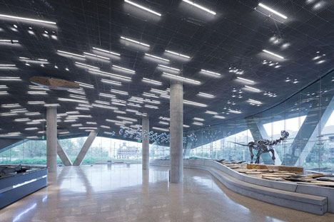 Perot Museum of Nature and Science by Morphosis