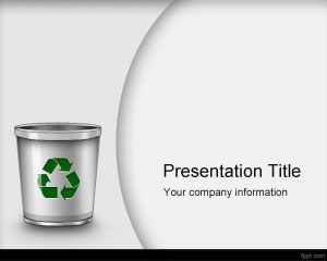 9 best industry powerpoint templates images on pinterest templates waste management powerpoint template is a free powerpoint template background that you can download and use toneelgroepblik Choice Image