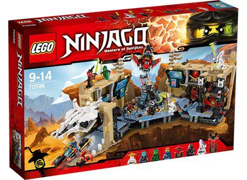 LEGO Ninjago 70596 Hulekaos med Samurai X