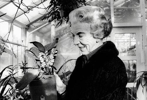 iloveroyalfamilies:  Queen Ingrid of Denmark