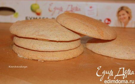 """Миндальное печенье (ГОСТ)+10 аргументов в пользу кулинарной бумаги """"HomeQueen Corporation""""   Кулинарные рецепты от «Едим дома!»"""