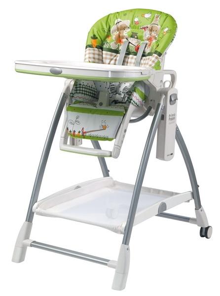 http://idealbebe.ro/peg-perego-scaun-de-masa-prima-pappa-newborn-p-7532.html  * Suportul pentru picioare, cu pozitie de relaxare - pentru nou-nascut.  * Tavita detasabila, dubla - pentru masa si joaca, reglabila in 2 pozitii. Se poate curata si in masina de spalat vase.  * Spatarul si suportul de picioare se inclina in 4 pozitii.