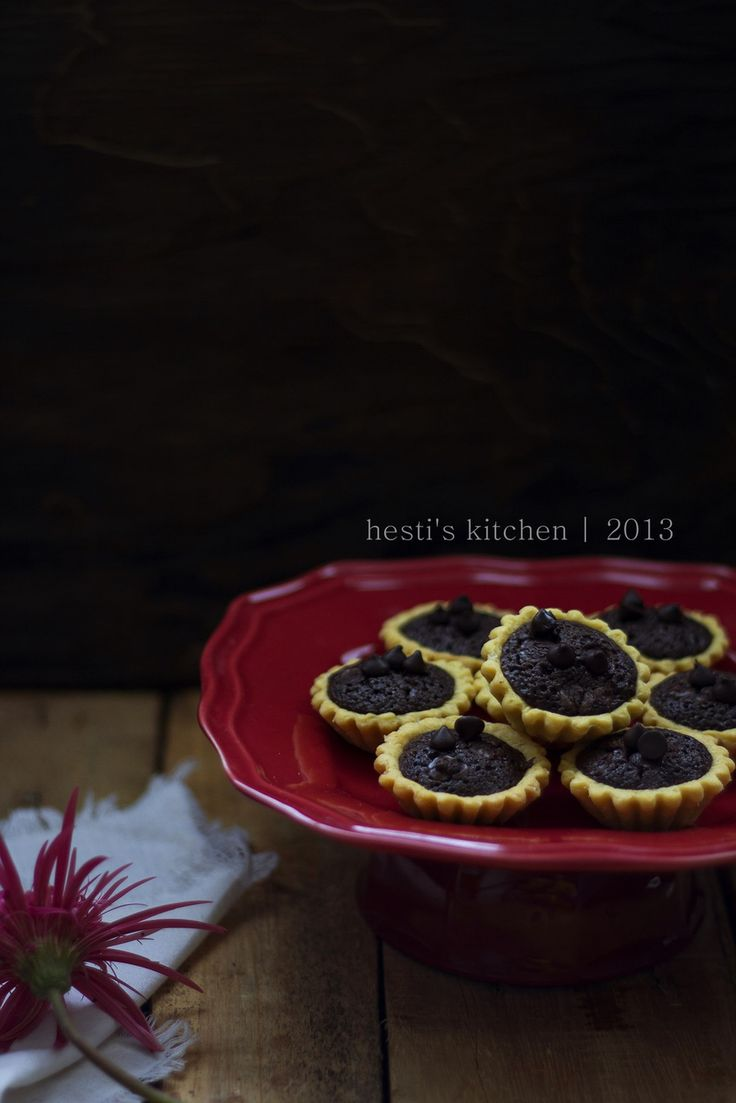 HESTI'S   KITCHEN : yummy for your tummy: Brownie Pie