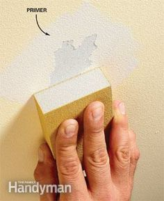 Preparing Walls for Painting: Problem Walls | Fix any wall before you paint to get a super-smooth finish