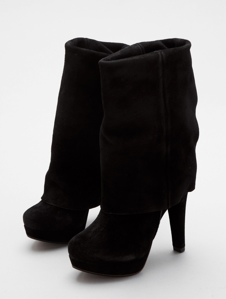 frieda by schutz Black Boots