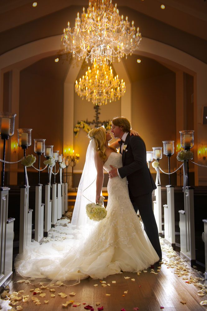 Magical aisle shot!!   Great photo inspiration!!!!