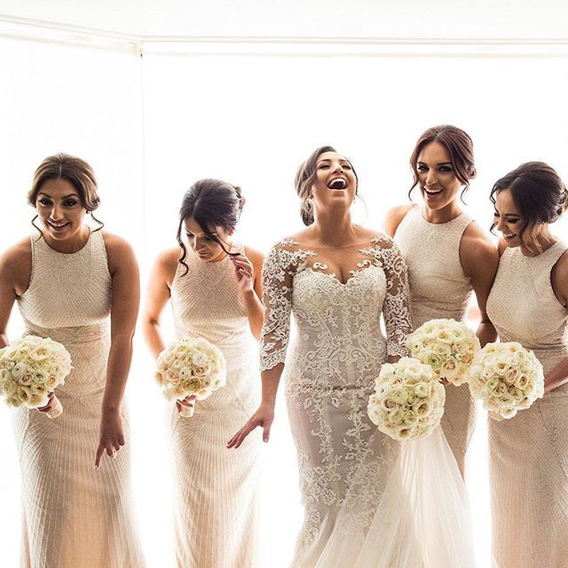A great day with these gorgeous girls  #gmphotographics #sydneywedding #bride #bridesmaids #weddinggown #professionalphotography #sydneysbestphotographers #canonmasterphotographer #masterphotographer #grahammonro