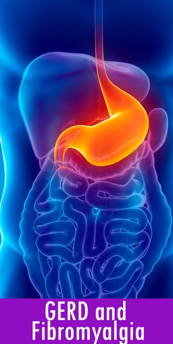 One of these conditions is gastrointestinal esophageal reflux disease, better known as GERD. This is an extreme form of acid reflux. It can result in lots of very unpleasant signs and symptoms and could make your symptoms of #fibromyalgia that much worse