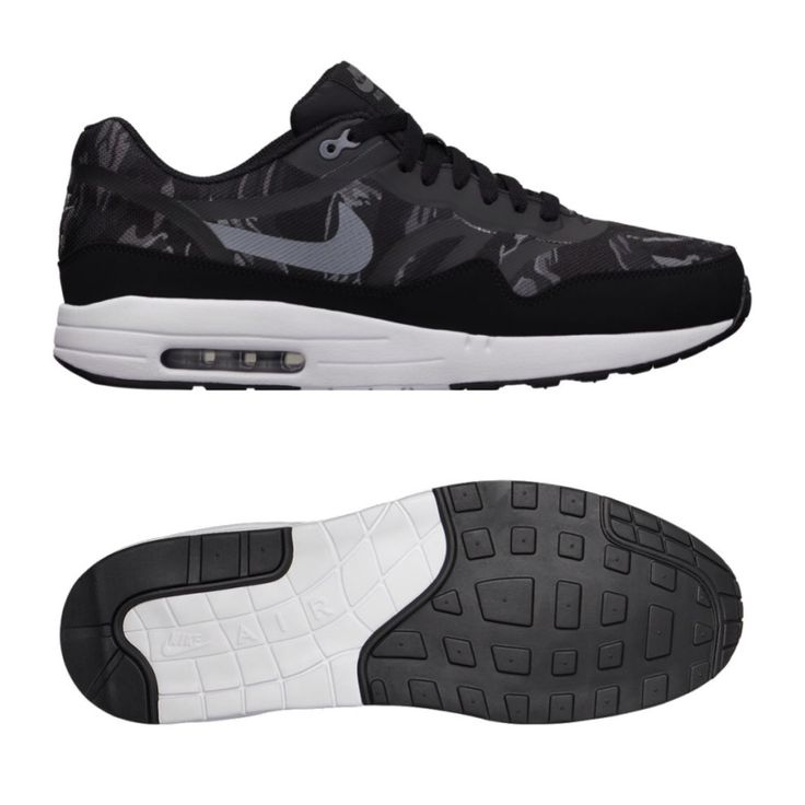 6282a3d15bb ... Black Leather Running Shoes Size 11.5 Nike Mens Air Max LTD 3 Running  Sneakers from Finish Line Nike Air Max 1 Premium Tape Camo Pack ...