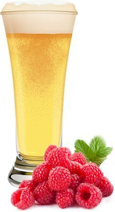 Raspberry Blonde Ale Homebrew Recipe (Partial Mash) | E. C. Kraus