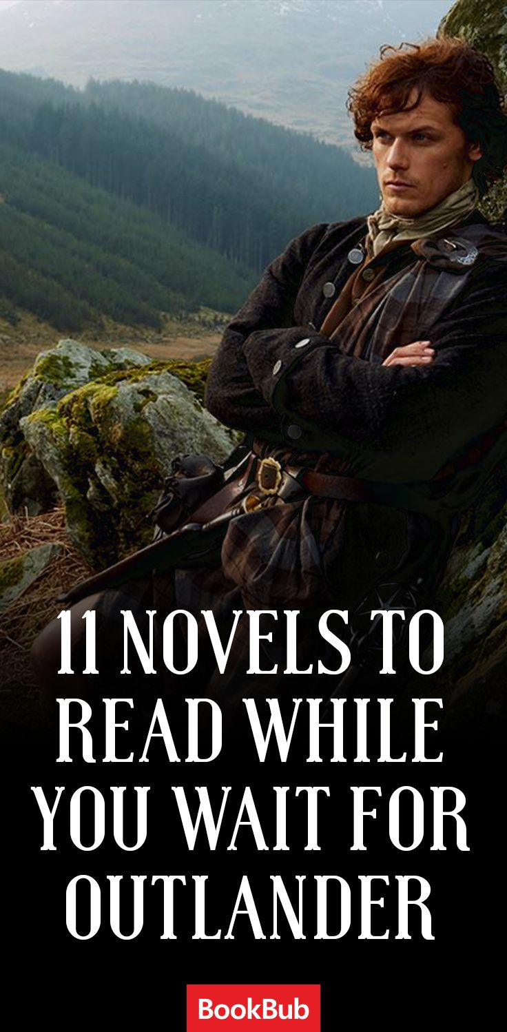 Do you miss Outlander? You'll love these novels as much as you love Jamie Fraser