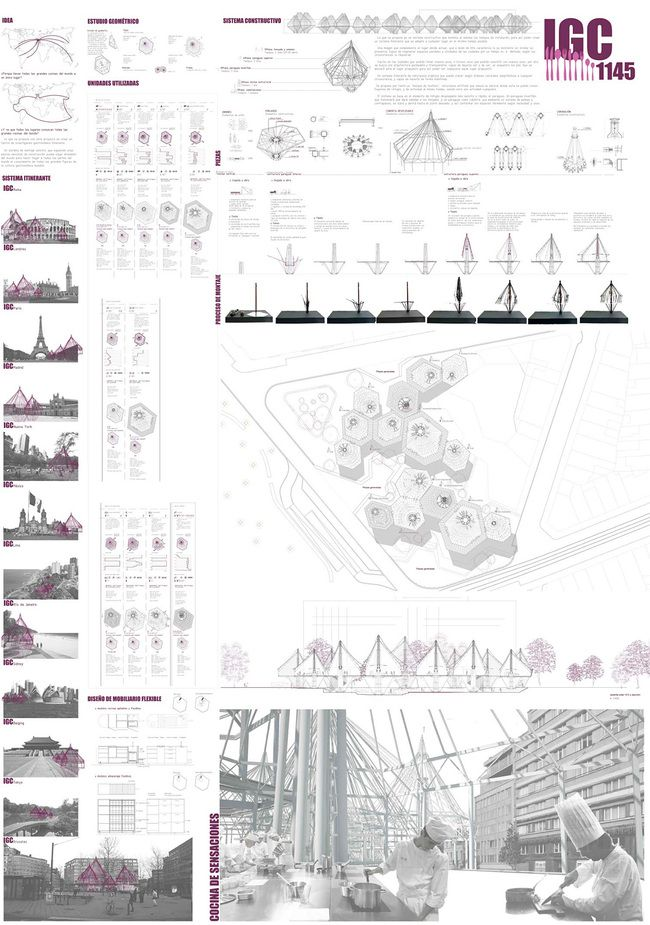 International Gastronomic Center Brussels Competition 2013