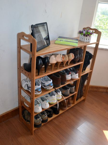 Полка для обуви своими руками  35 интересных идей