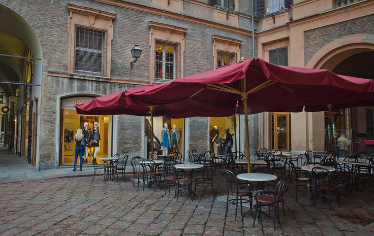 "Modena Cafe - ""Modena, Balsamic Vinegar, and the Opposite of Location Independence"" by @Kate McCulley"