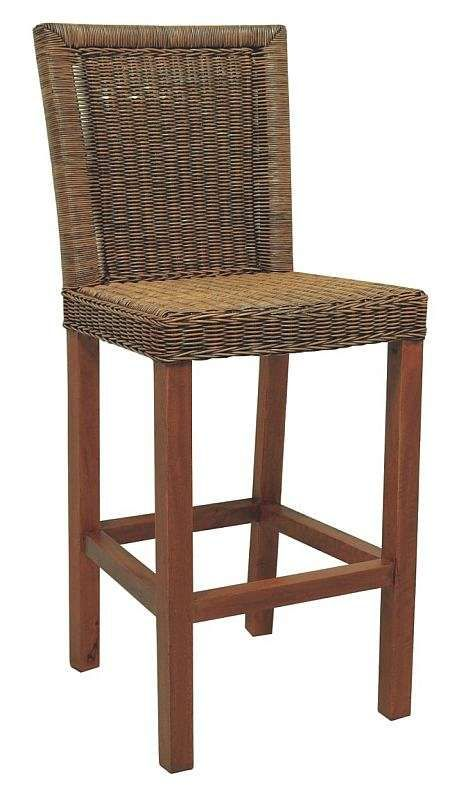 Kevin Bar Stool with Back