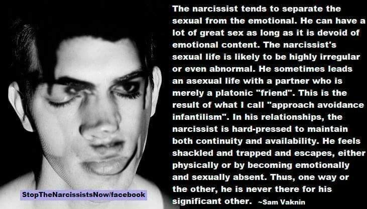 How To Please A Narcissist Sexually