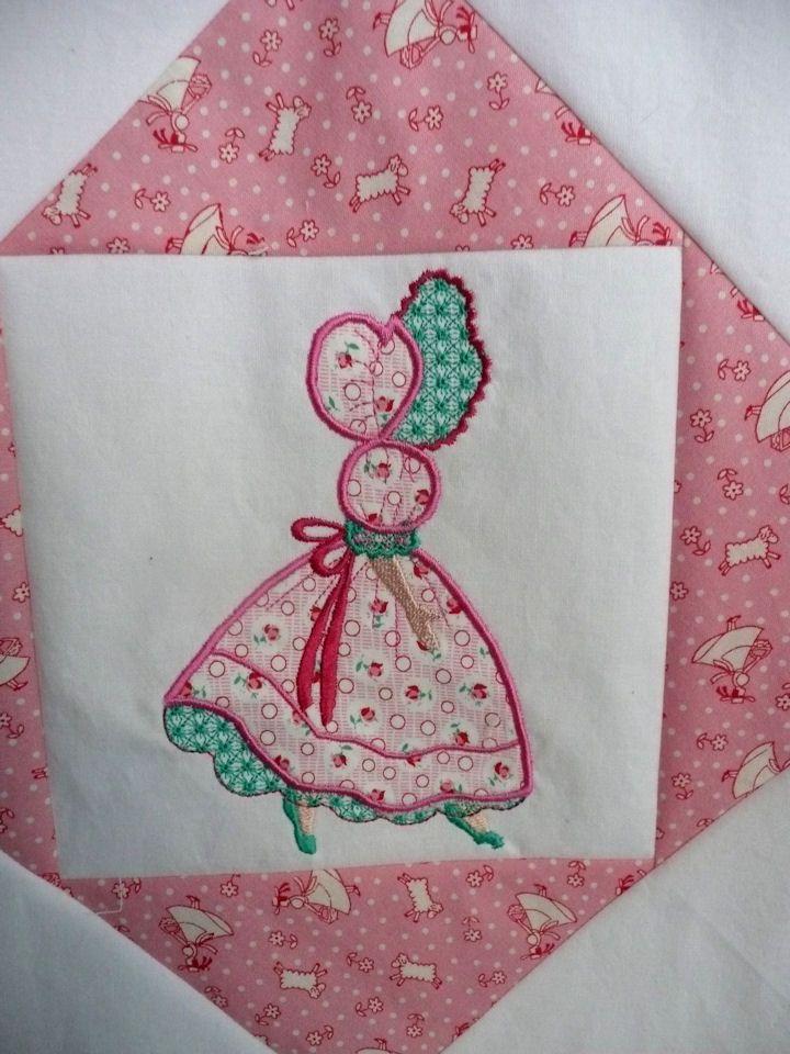 414 Best Images About Sunbonnet Sue On Pinterest Quilt