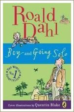 Roald Dahl, Boy and Going Solo