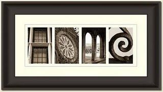 Alphabet Photography, this is pretty cool, I'd be interested to see some of the different letters