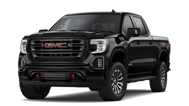 2019 Gmc Sierra At4 Off Road Pickup Truck Pickup Trucks Gmc Vehicles Gmc