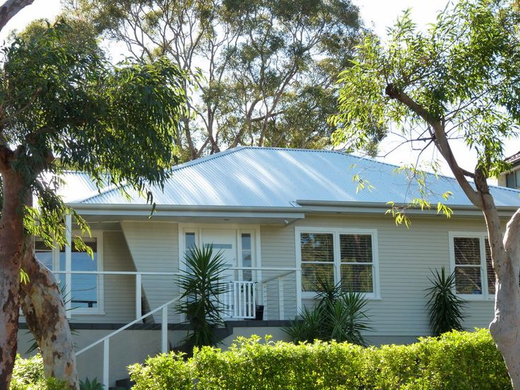 Colour combinations - Shale Grey Colorbond Roof
