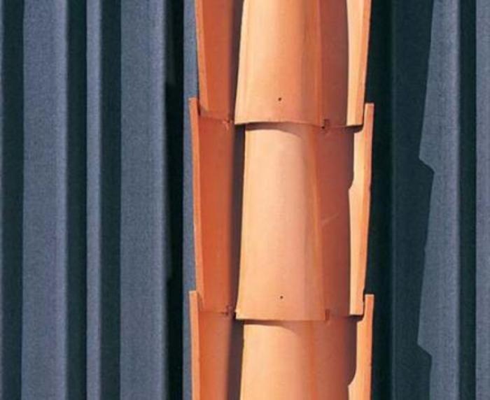 RUFOLINE Cephe ve Çatı Kaplama, geri dönüştürülmüş içerik, su yalıtımı, ONDULINE