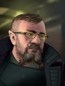 More Male Dwarf Shadowrunner Portraits from Shadowrun Returns and Shadowrun: Dragonfall 1, 2 Humans Dwarves Elves Orks Trolls