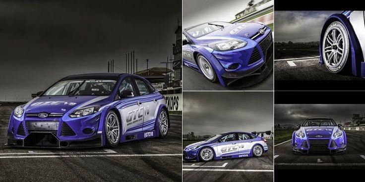 2014 Ford Focus GTC V8 Visit http://www.holmestuttle.com/