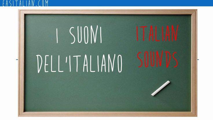 Sounds of Italian Language - I suoni dell'Italiano - La lettera S