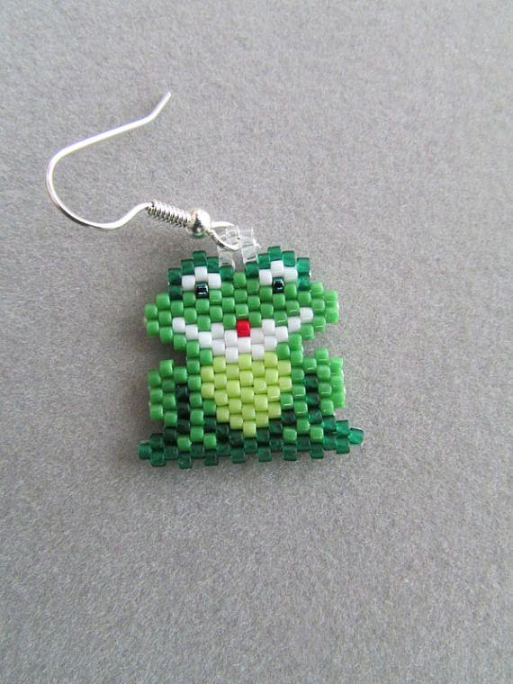 Adorable Froggie cuentas pendientes