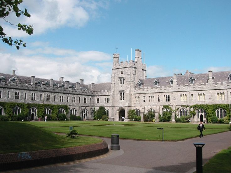 University College Cork, Ireland. Founded in 1845, and perfect for students who want to embrace everything university life has to offer.  Some19,000 students take undergraduate and postgraduate programmes.  One of the world's top 200 universities.