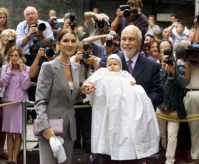 LE BAPTÊME DE RENÉ CHARLES