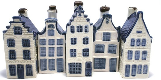 The KLM houses