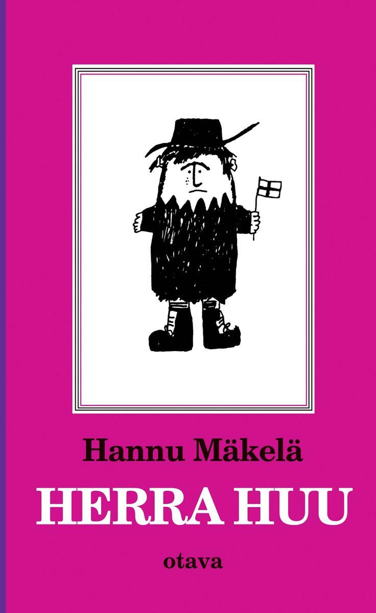 Title: Herra Huu | Author: Hannu Mäkelä