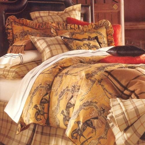 Equestrian Home Decor Legacy Home Equestrian Bedding By