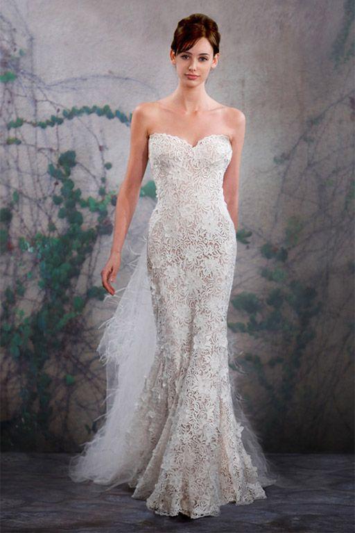 Stunning Jenny Lee Wedding Dress - MODwedding