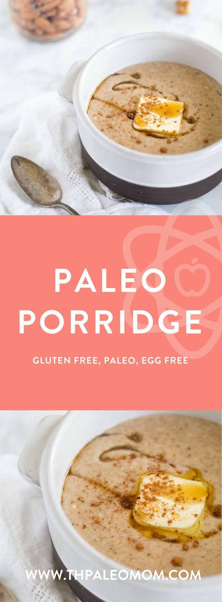 Paleo Porridge | The Paleo Mom