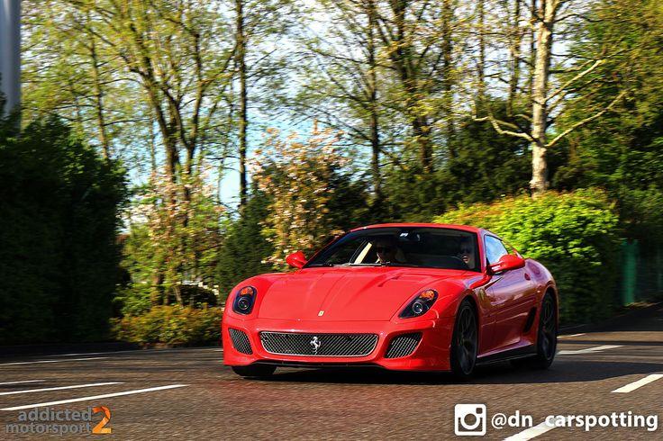 Ferrari 599 GTO - Gumball 3000, 2016 (Foto: DN_Carspotting)