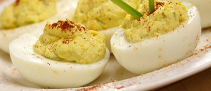 Deviled Eggs Nutrisystem 1 Extra: Limited + 1 Power Fuel