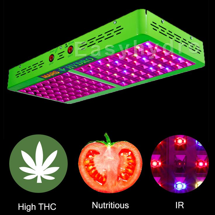 Mars Hydro Reflector 480w Full Spectrum Led Grow Lights