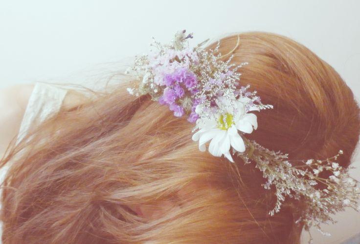 Flower Crown - Corona de flores.#coronita #flores #15años #damasdehonor #cortejo #niñas #flowers #weeding #boda #casamiento #evento