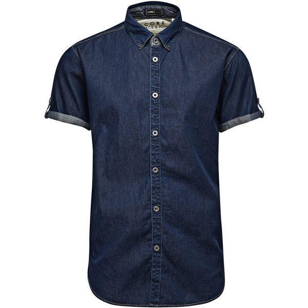 Jack Jones Button Down Short Sleeved Shirt 400 Mxn